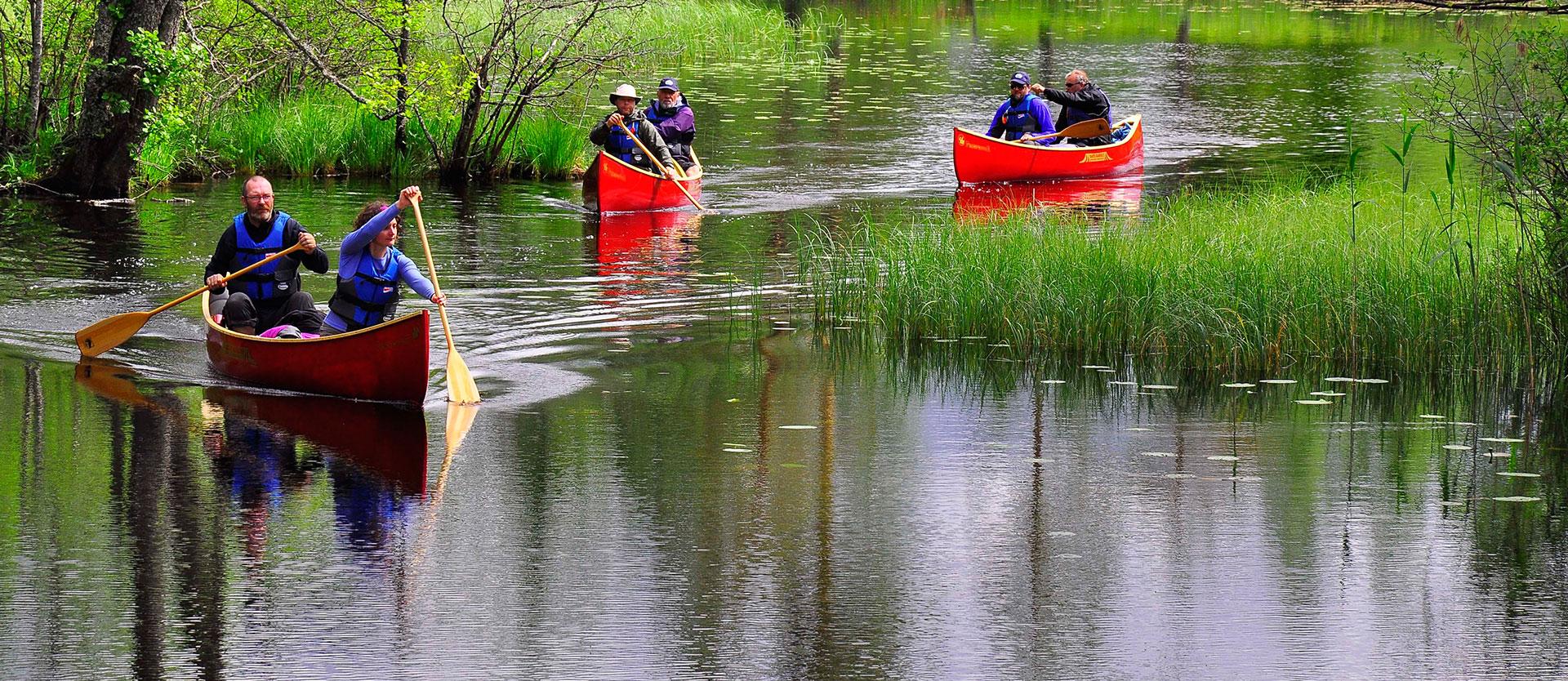 Canoe Experience Sweden - slider image